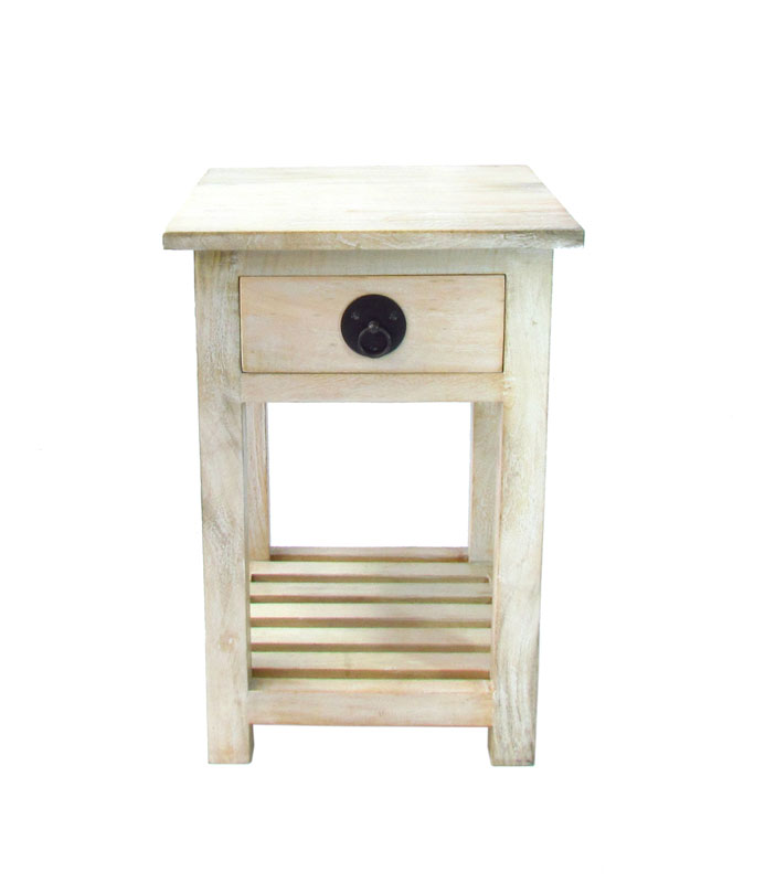 side table pine 10 1 2 x 29 wide 30 inches tall