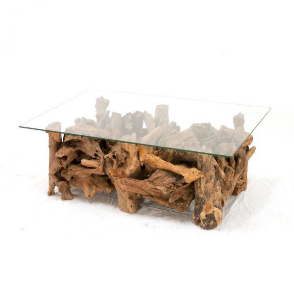 Teak Root Coffee Table TT-007 - G & D @ Home - Quality ...